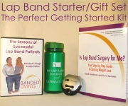 Lap Band Starter Gift Set