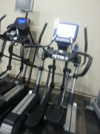 "The lovely ""dreaded"" elliptical"