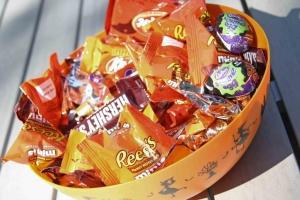 Change The Halloween Treats
